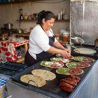 Top-Street-Food-Städte: Mexiko-Stadt