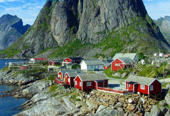 World, Norwegen
