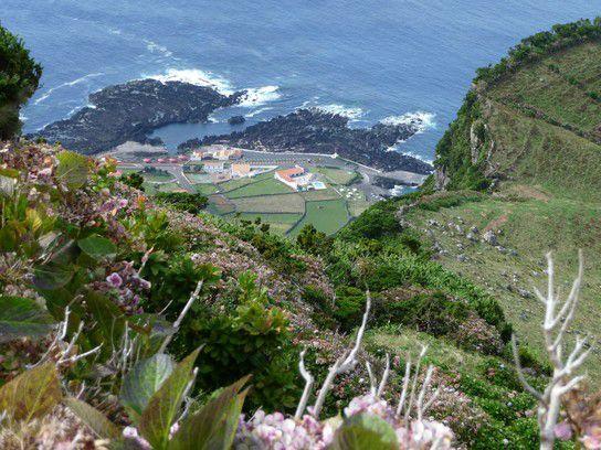 Weit unten, Azoren