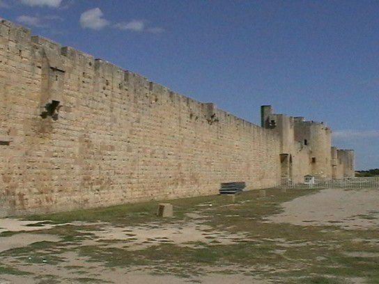 Befestigungsanlage in Aigues Mortes