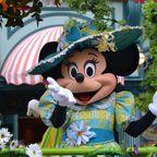 Platz 1: Disneyland, Kalifornien