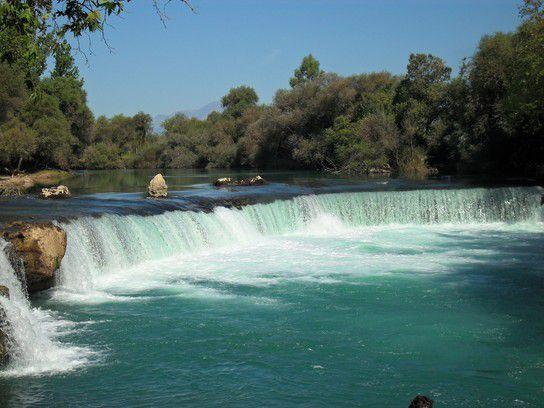 Miniwasserfall