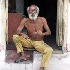 alter Mann auf Kuba