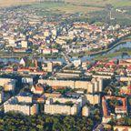 Luftaufnahme Frankfurt (Oder)