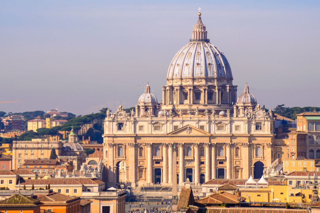 Die größten Kirchen der Welt: Petersdom