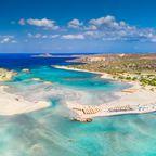 Top-Sehenswürdigkeiten in Griechenland: Strand von Elafonissi