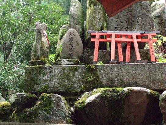 Inari Jinja Kyoto