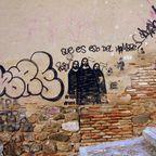 Grafitty gibt es überall