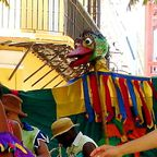 Tänzer beim Karneval in Havanna