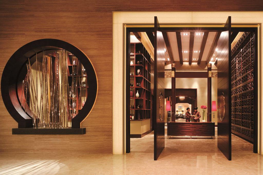 Größte Hotelketten der Welt #10: Shangri-La Hotels and Resorts