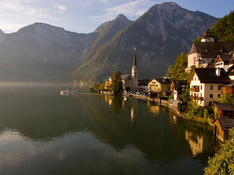 Österreich: Das Land der Berge, Seen, Täler und der Burgen