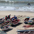 Fischer auf den Kapverden