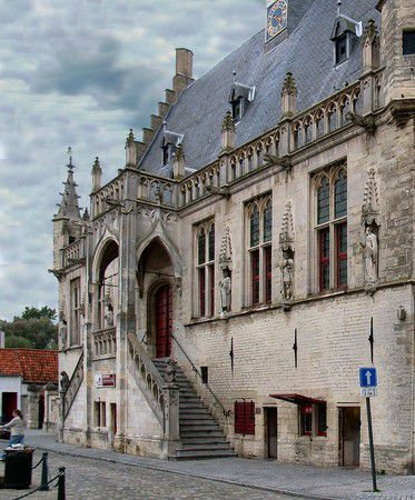 Rathaus in Damme