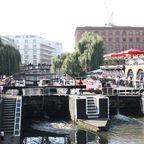 Camden High Street Canal, London, England