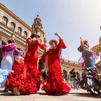 Top-Ziele 2019 für Städtereisen, Platz 2: Sevilla