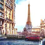 Hier geben Touristen am meisten aus, Platz 7: Paris