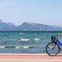 Mit dem Rad an Mallorcas Küste entlang