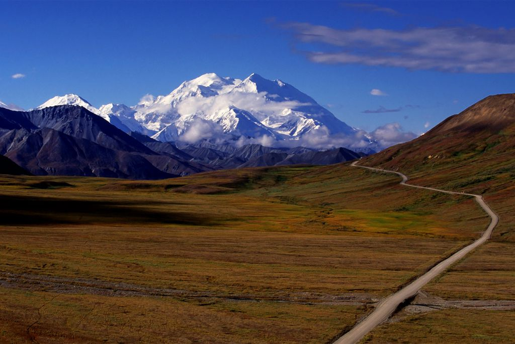 In Alaska lassen sich im Dezember in vielen Regionen Nordlichter beobachten.
