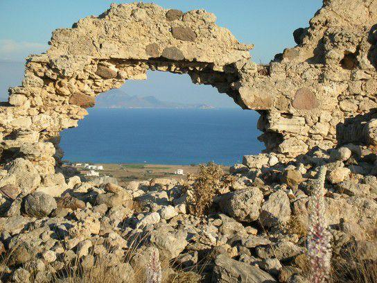 Burg von Antimachia