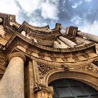 Impressionen aus Noto -Chiesa di San Carlo Borromeo