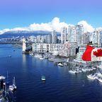Top-Ziele 2019 für Fernreisen, Platz 1: Vancouver