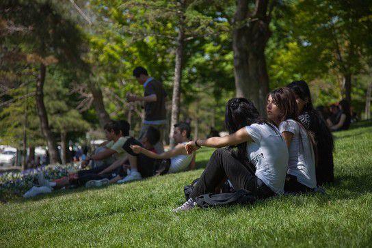 Park in Konya 05