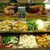Zutaten für traditionelle Yong Tau-Gerichte
