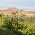 Tafelberge bei Palmwag, Namibia