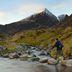 Wandern durch Irlands grüne Natur