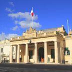 Vom Großmeisterpalast aus wurde Malta regiert
