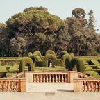 Das Labyrinth der Villa Horta