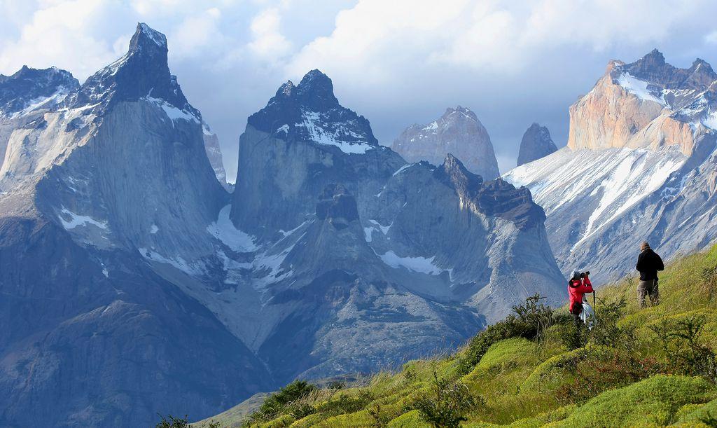 Torres del Paine in Patagonien