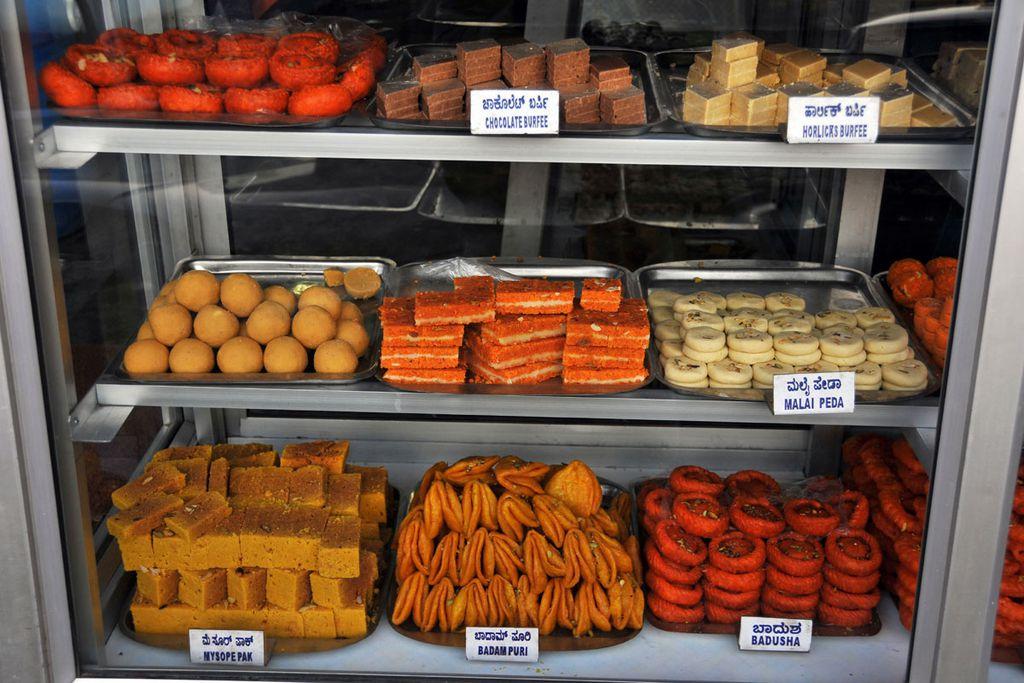 """Süßigkeiten sollten in der """"Rosa Stadt"""" unbedingt probiert werden"""