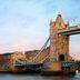 Die Londoner Tower Bridge