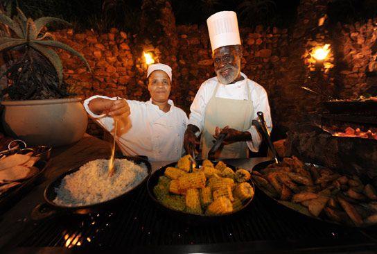 Kulinarischer Genuss in Südafrika