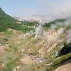 Valley of Geysirs