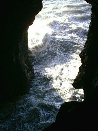 Grotte auf Madeira