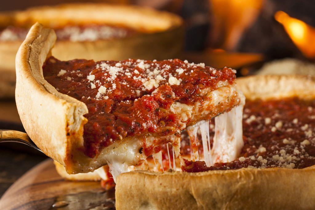 Pizza: Von Deep Dish bis Lahmacun