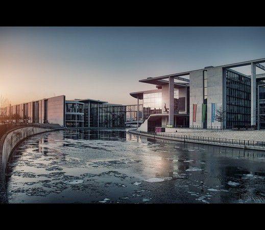 Berlin, Regierungsviertel