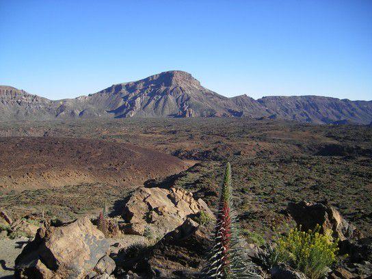 Fernweh, Teide Nationalpark
