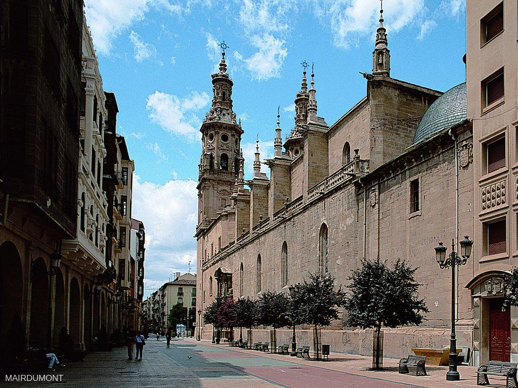 Catedral Santa María de la Redonda