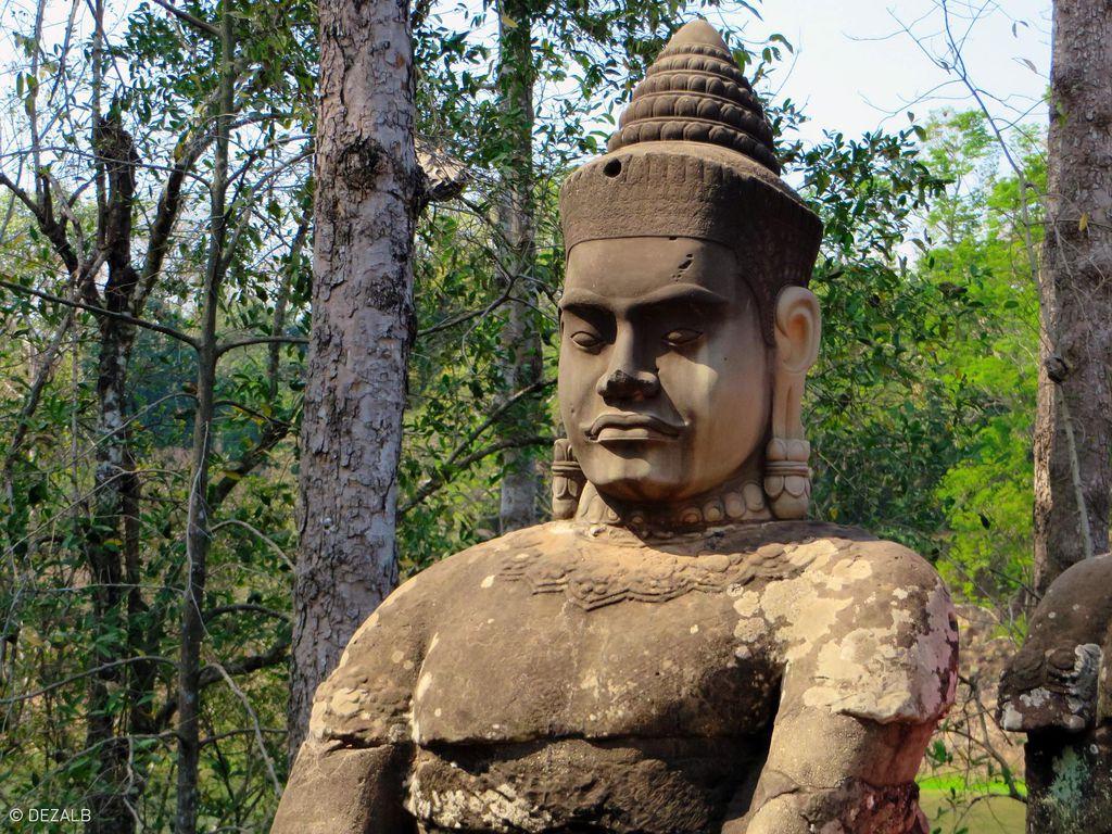 Angkor Thom (Bayon)