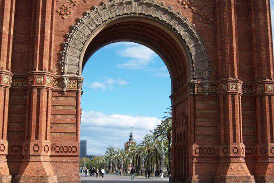 Barcelona April 2009