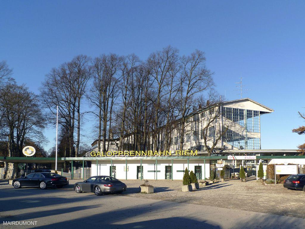 Galopprennbahn München Riem
