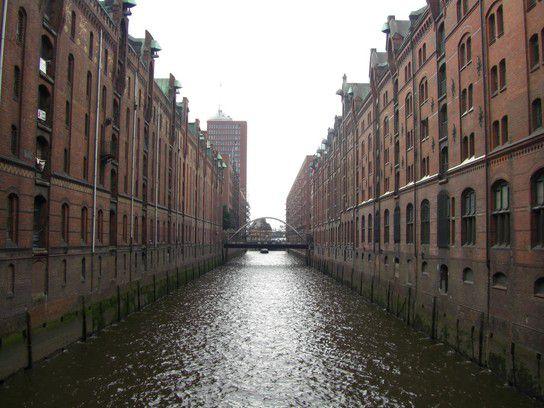 Fernweh nach Hamburg